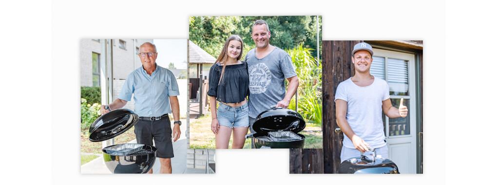Weber-Grill: Unsere Gewinner
