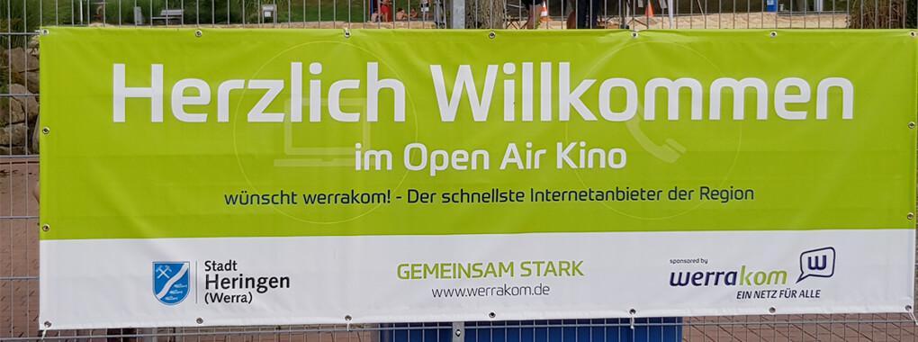 Open-Air-Kino: im fritz kunze bad